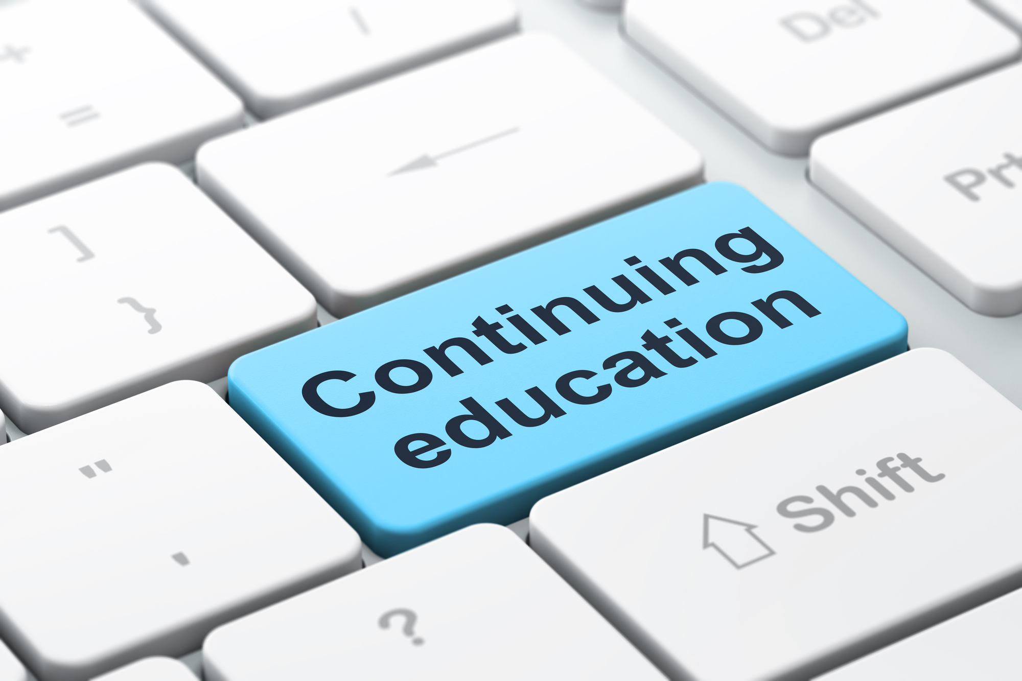 Continuing Legal Education – Alisanne Steele